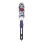 EUREKA 9415CBY-BRD Blowing Styling Brush Anti-slide Handle Heat ResistanTemperature Sensitive Ceramic Painting Hair Salon Brush
