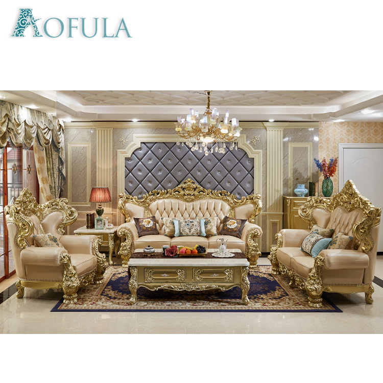2018 Luxury Classic Royal <strong>Sofa</strong> For Living Room