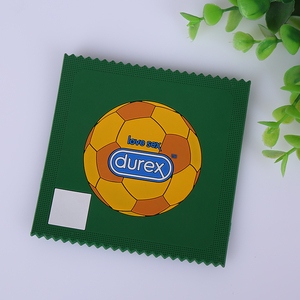 Customized best selling square shape simple design rubber coaster