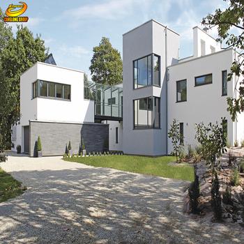 Modular wood steel living house prefabrique maison villa buy modular prefabricated wood houses for Prefabrique maison