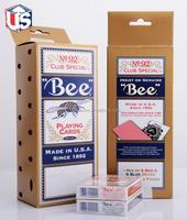 BEE poker card paper card playiing card