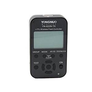 Yongnuo YN-622N-TX i-TTL LCD wireless flash Trigger controller DSLR for Nikon camera work with YN568EX D800 D600