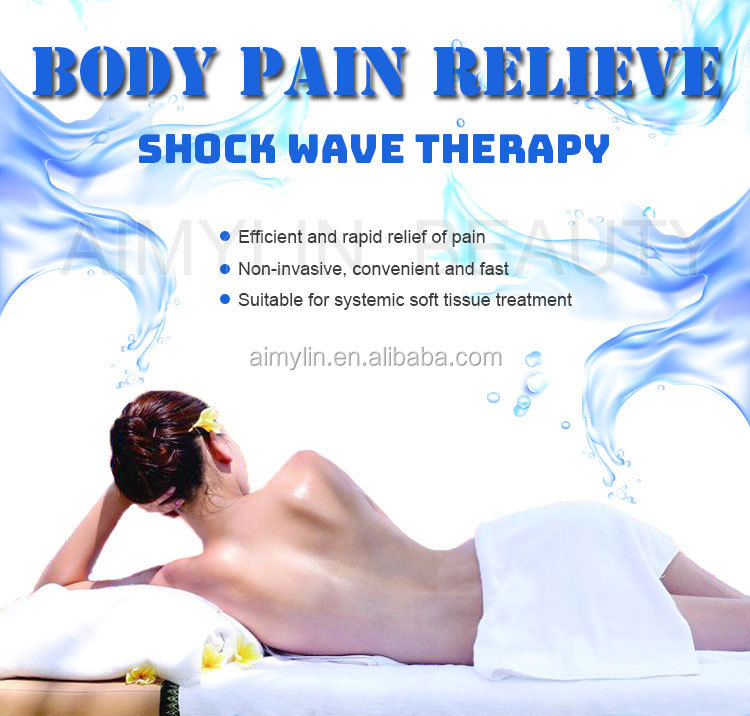 2019 shock wave device/Shockwave machine for body pain removal