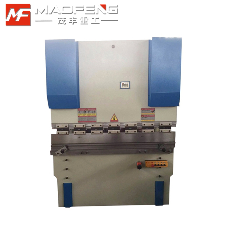 WC67Y-300/6000 Press Brake metal bender machine with low price