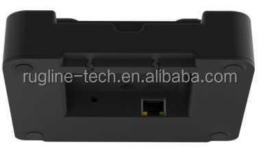 8.1 NFC 2D Pistola Cradle Barcode Scanner