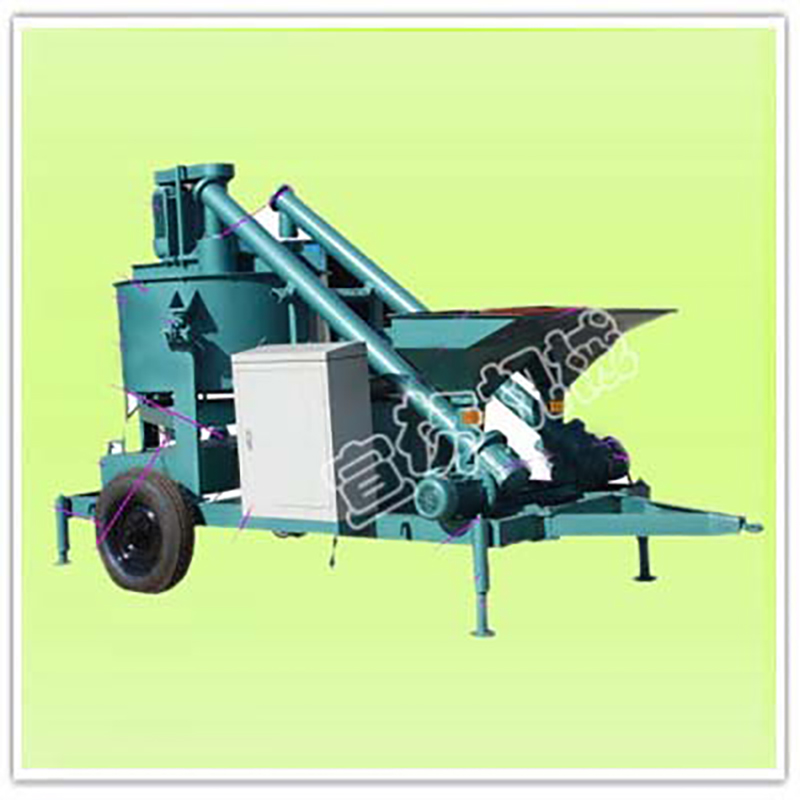 Smart Intelligent Grouting Mixer Machine for Construction Project