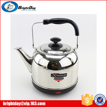 4/5/6 liter stainless steel whistling electric kettle