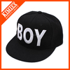 2016 fashion custom wholesale snapback hat made in china