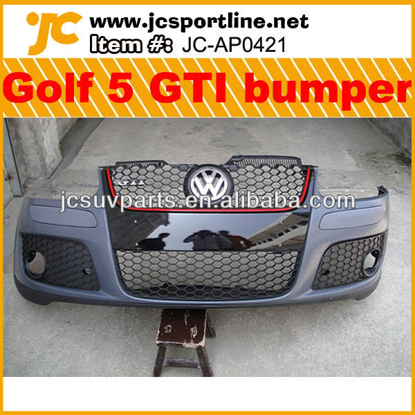 abs golf v golf 5 gti bodykit frontsch rze f r vw. Black Bedroom Furniture Sets. Home Design Ideas