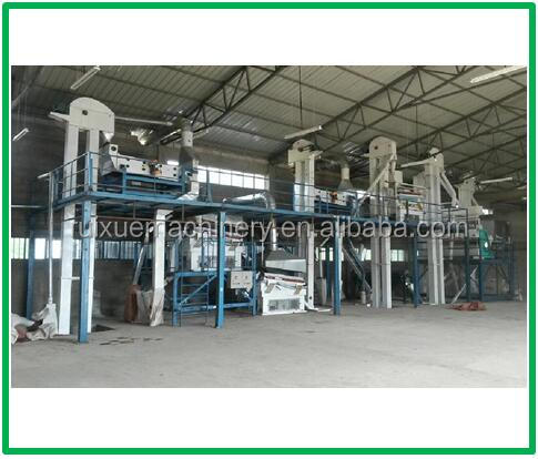 Agricultural Commodities Cleaning Plant for seed grain bean
