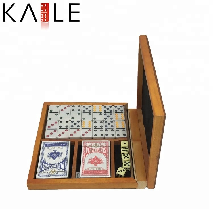 Set Poker carte da poker poker chip set