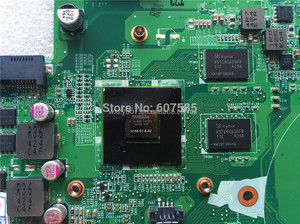 For HP 15-P series DAY11AMB6E0 Laptop motherboard i7-4510U 2GB 100% tested free shipping