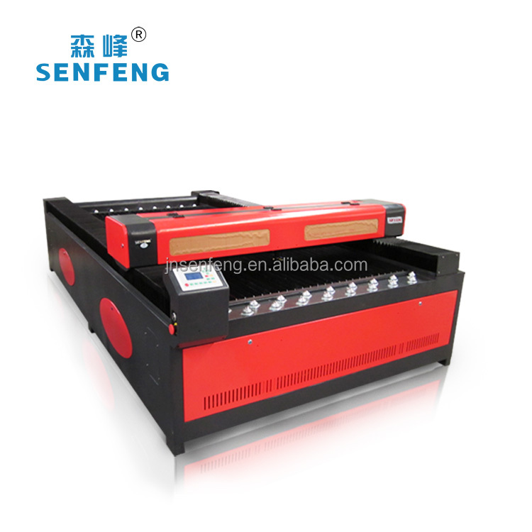 SENFENG laser 100 watt 1326 co2 laser cutting machine flatbed laser cutter