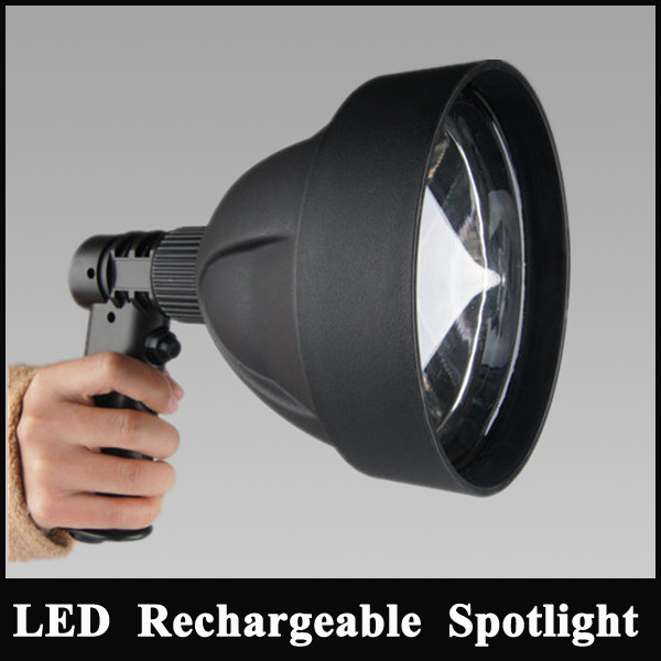 800 Lux Coon Hunting Cap Light 140mm Handheld Spotlight