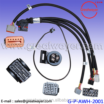 Pleasing 48 Pin Connector Ecu Wire Harness For Suspersion Of Benz Buy 48 Wiring Database Obenzyuccorg