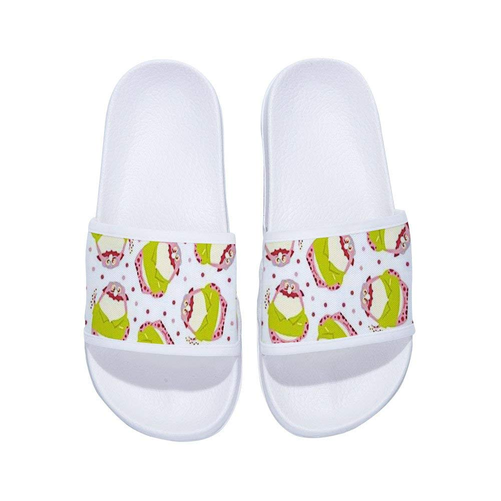 cd54e7cd6 Get Quotations · Xhan Boys Girl Slippers Summer Shoes Beach Sandals Pool  Shower Bathroom Non-slip Shoes