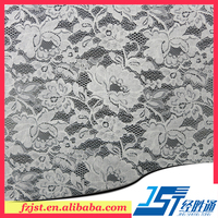 Nylon voile lace Swiss Lace Fabric for weedding dress