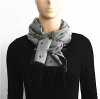 Double Sided Wool and CASHMERE Scarf