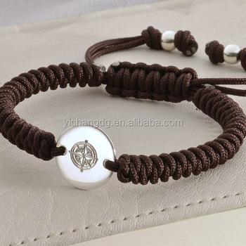pas cher prix fait main personnalis argent voyageur bracelet d 39 amiti buy bracelet d 39 amiti. Black Bedroom Furniture Sets. Home Design Ideas