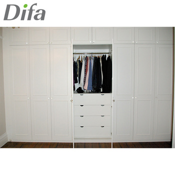 Custom Top Quality Storage Wardrobe Clothes Bedroom With Tv Cabinets