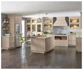 New Usa Style Maple Lambswool Kitchen Cabinets Buy Modern Kitchen Cabinets Modular Kitchen Cabinets Laminate Kitchen Cabinet Product On Alibaba Com