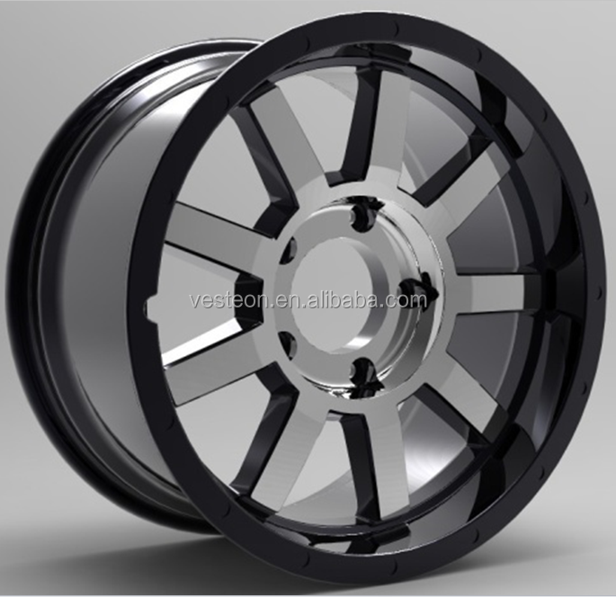 auto spare parts alloy wheel made in China