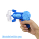 Electric bubble blower machine water soap bubble spray gun