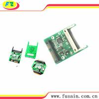 CF Compact Flash Type I/II to Serial ATA Converter Card