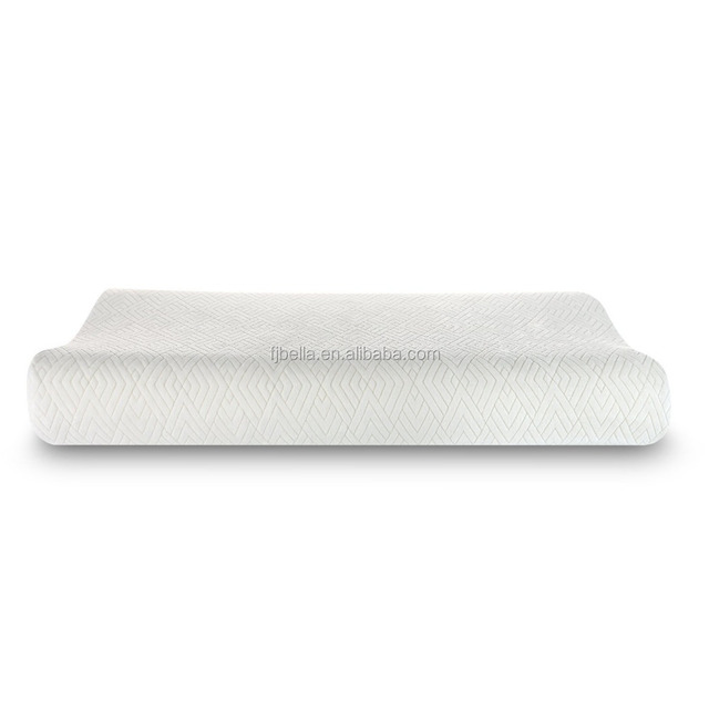 contour memory foam pillow back pain relief pillow bed pillow for sides