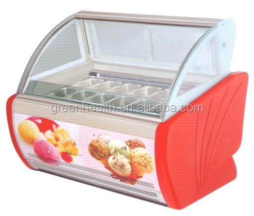refrigerate cooler/popsicle freezer/countertop cooler