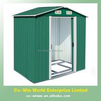 2.6*2.6M Waterproof garden tool storage shed house