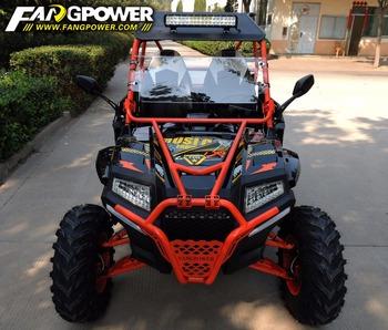 Top Quality New Design 2 Seat 4x4 4x2 400cc Dune Buggy Utv Factory