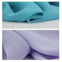 Chiffon Fabric, Floral Pattern