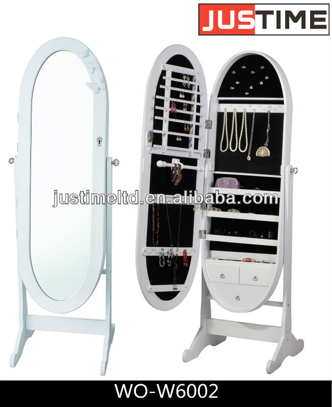 Pink Jewelry Armoire Full Length Mirror, Pink Jewelry Armoire Full Length  Mirror Suppliers And Manufacturers At Alibaba.com