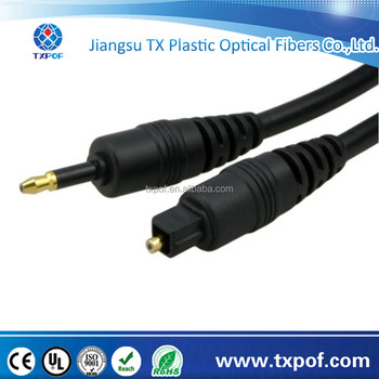 Single Mode 3.5mm Jack Digital Audio Cable For Dvd Player,Tv - Buy ...