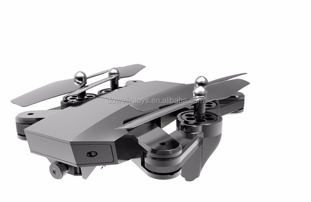DWI New Trend Wifi FPV App Control Drone With HD Camera