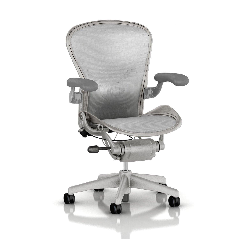 Get Quotations · Herman Miller Classic Aeron Task Chair: Tilt Limiter  W/Seat Angle Adj   PostureFit