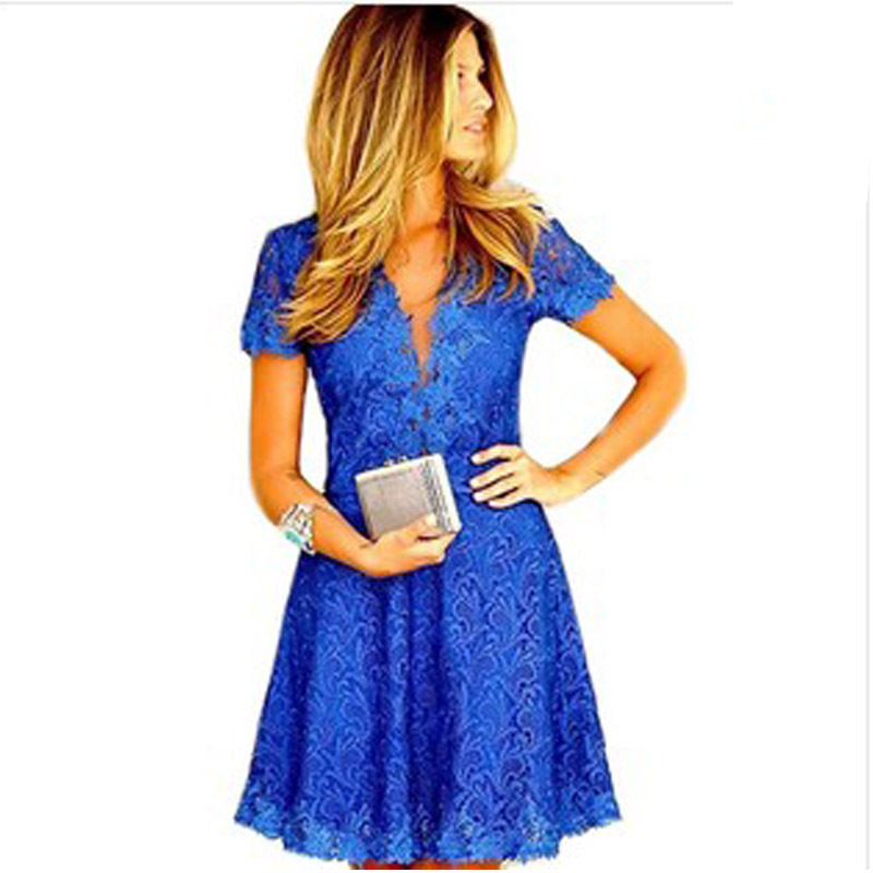 87b2cd92e0e Get Quotations · Summer Dresses For Women Sexy Pure Lace Dress 2015 New  Arrival Casual Vestido De Renda Bodycon