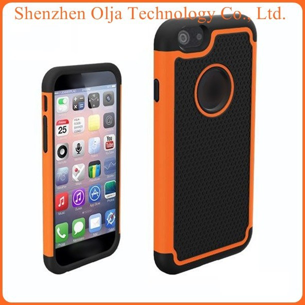 Shockproof hot USA Cooling Combo Case For IPhone 6, For IPhone 6 Case Paypal wholesale