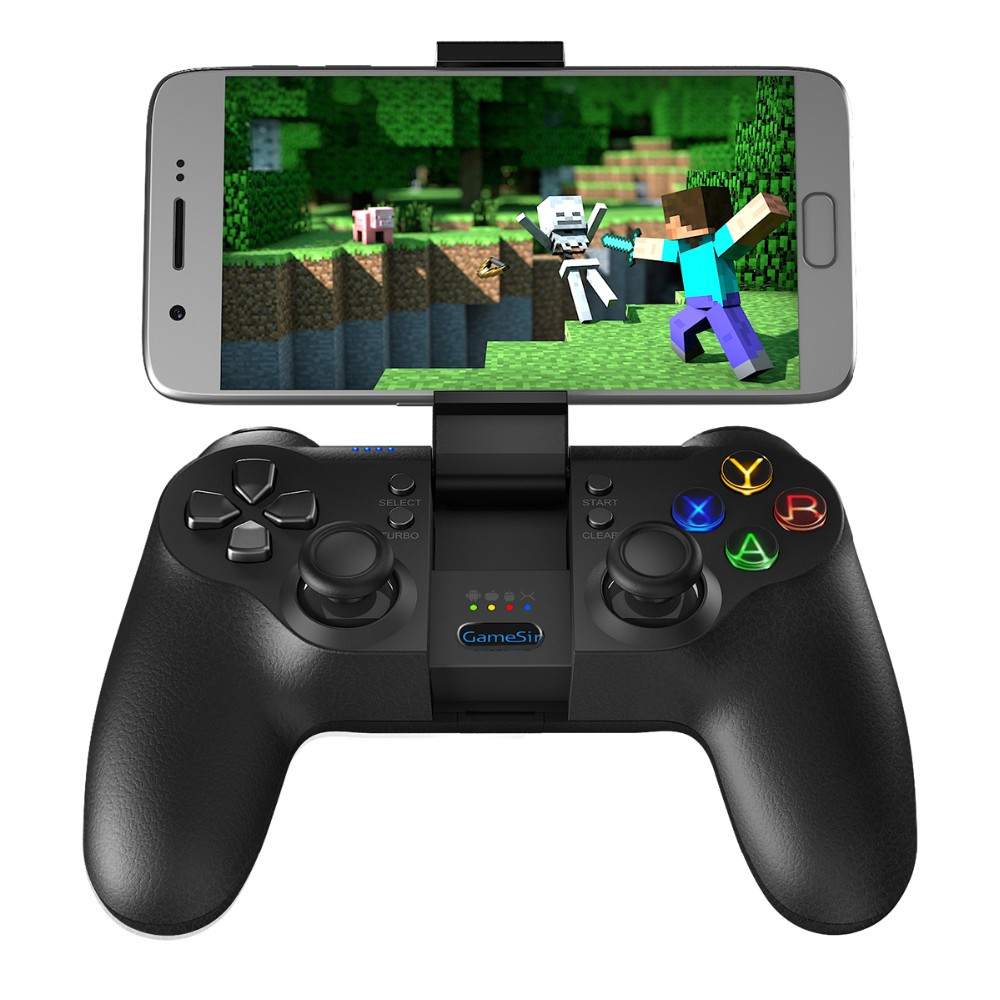 GameSir Joystick T1s Wireless Bluetooth Gamepad Gaming Controller For Android/PC/PS3