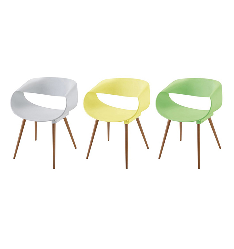 Big discount guangzhou office product office plastic chair