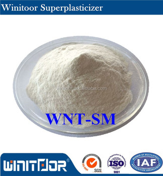 Sulphonate Melamine Formaldehyde Resin Superplasticizer for grouting