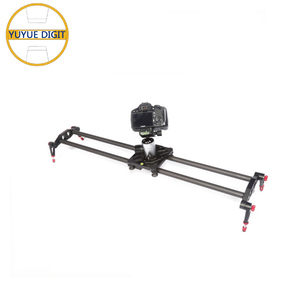Camera Dolly Track slider Video Stabilizer System for DSLR
