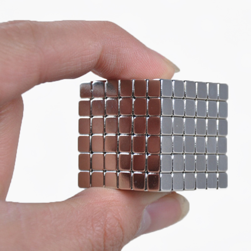 Magic Magnetic Cube 216pcs Mini Diy Magnet Decompress Toy Bucky Cubes 3d Dimensional Cube Toy Plaything