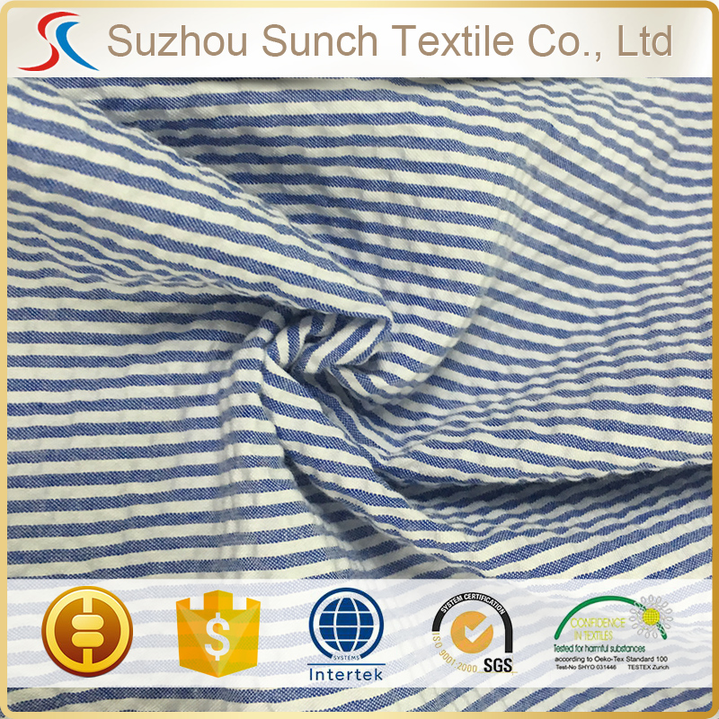 T/C stripe fabric