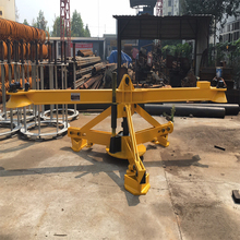 China 's new manufacturing custom production industrial lifting hooks motor grab crane claw machine for sale
