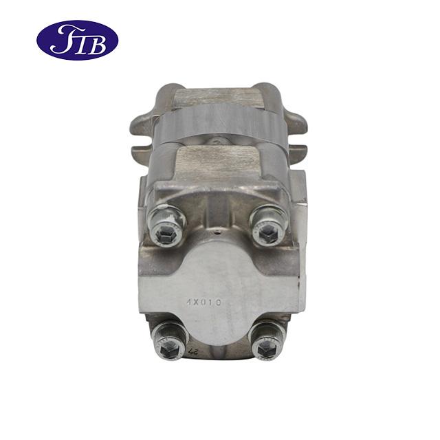 KAYABA KFP2219CLWSV1D2801 PSVD2-27E hydraulic gear pump
