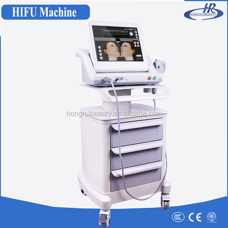 Home use advanced medical Hifu Ultrasound machine for personal face care