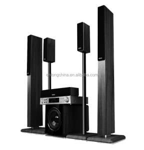 2017 new AC-3 DTS USB SD Blueteeth speaker AC power amplifier subwoofer 5.1ch home theater music system