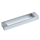 Bathroom Hardware 200 MM Sliding Shower Glass Strip Door Handle Zinc Alloy Shower Door Handle